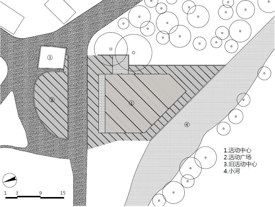 河源發昌村文化活動中心建筑設計/CCDI東西影工作室