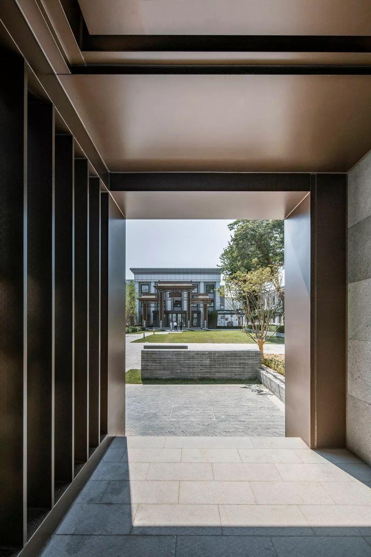 """北京首创""""咏园""""非遗主题文创园建筑设计/UUA建筑师事务所"""