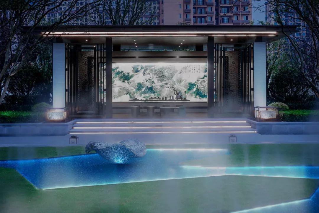 重庆金科集美牡丹湖景观设计/ACA麦垦景观