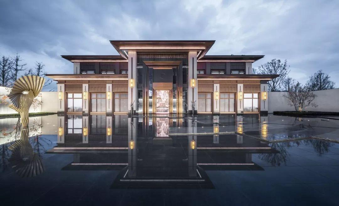 贵州金科·东方天悦示范区景观设计/致澜景观