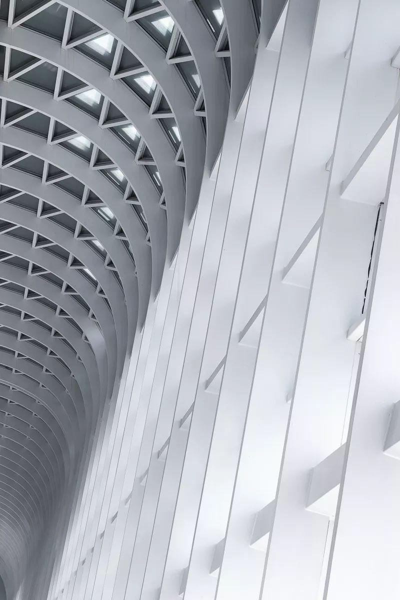 上海吴淞口国际邮轮港客运楼建筑设计/曾群建筑研究室