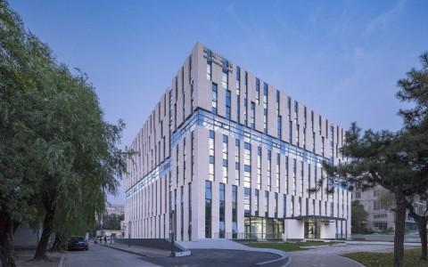 清华大学法学院图书馆建筑letou国际米兰下载/KOKAISTUDIOS