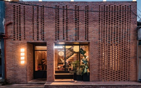 北京Nicha Tujia餐厅室内letou国际米兰下载/Atelier A
