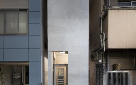日本东京银座合租大楼建筑letou国际米兰下载/SO&CO