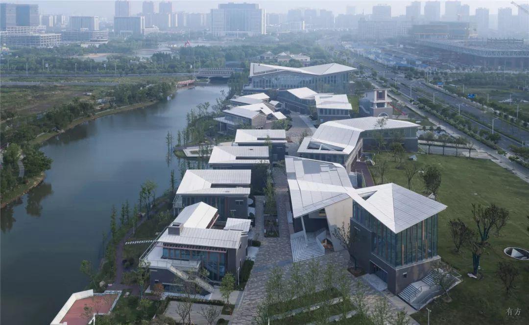 江苏省靖江水街建筑设计/江苏中锐华东建筑设计研究院