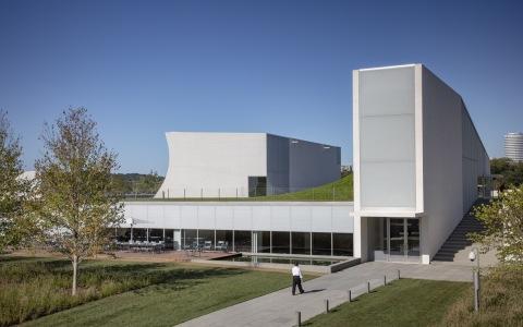 约翰•肯尼迪表演艺术中心扩建工程建筑letou国际米兰下载/斯蒂文·霍尔建筑事务所