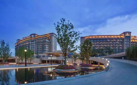 上海三甲港绿地国际旅游度假村景观letou国际米兰下载/上海纳千