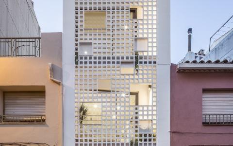 西班牙V19独立住宅建筑letou国际米兰下载/Viraje arquitectura
