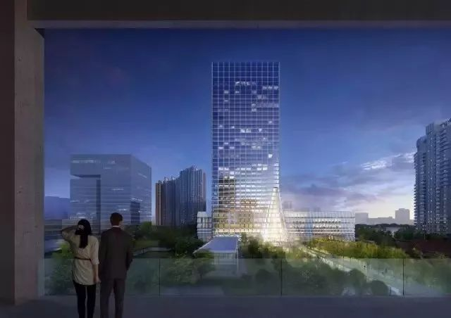 上海鲁能JW万豪侯爵酒店景观设计/喜喜仕景观