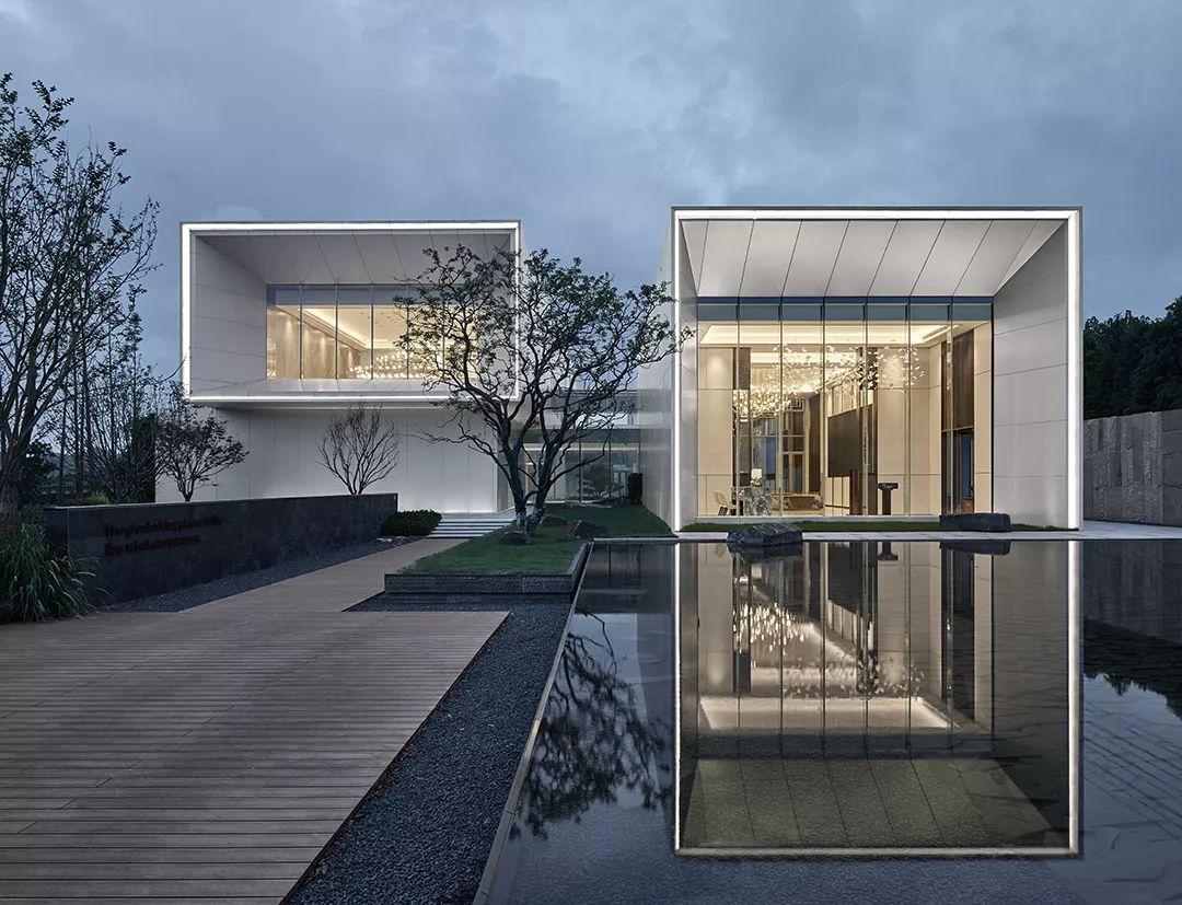 温州金茂·瑞安生态科学城建筑设计/上海齐越建筑设计有限公司