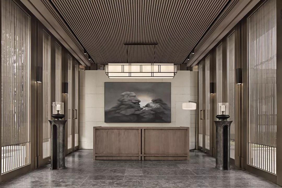 中国铁建滨江·德清莫干山语室内设计/矩阵纵横