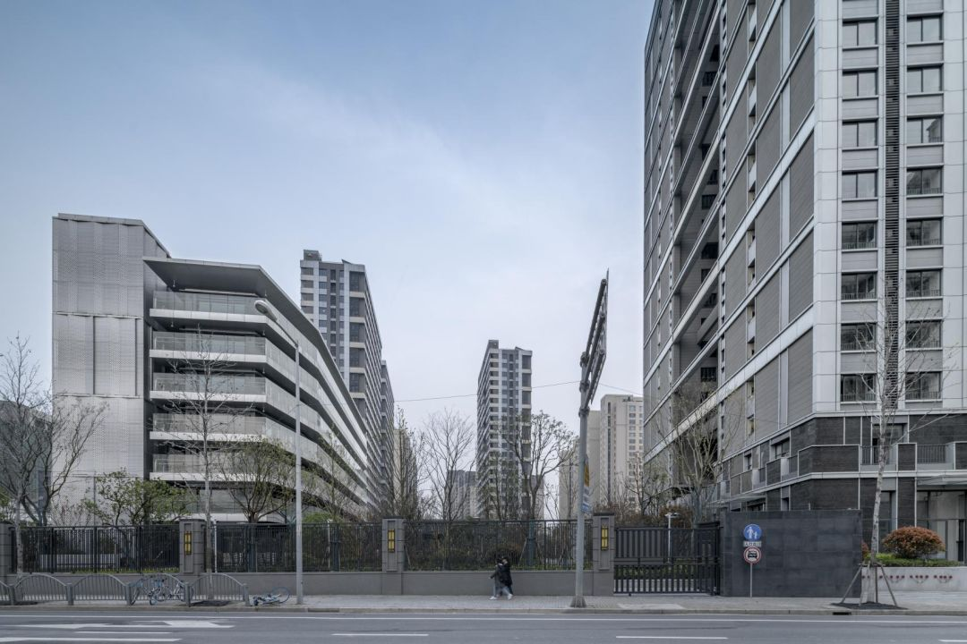 上海长风人才公寓建筑设计/日清设计