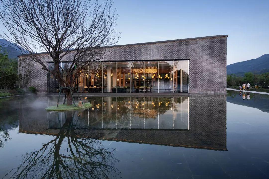 安徽九华山正清和雅· 禅院建筑设计/日清设计