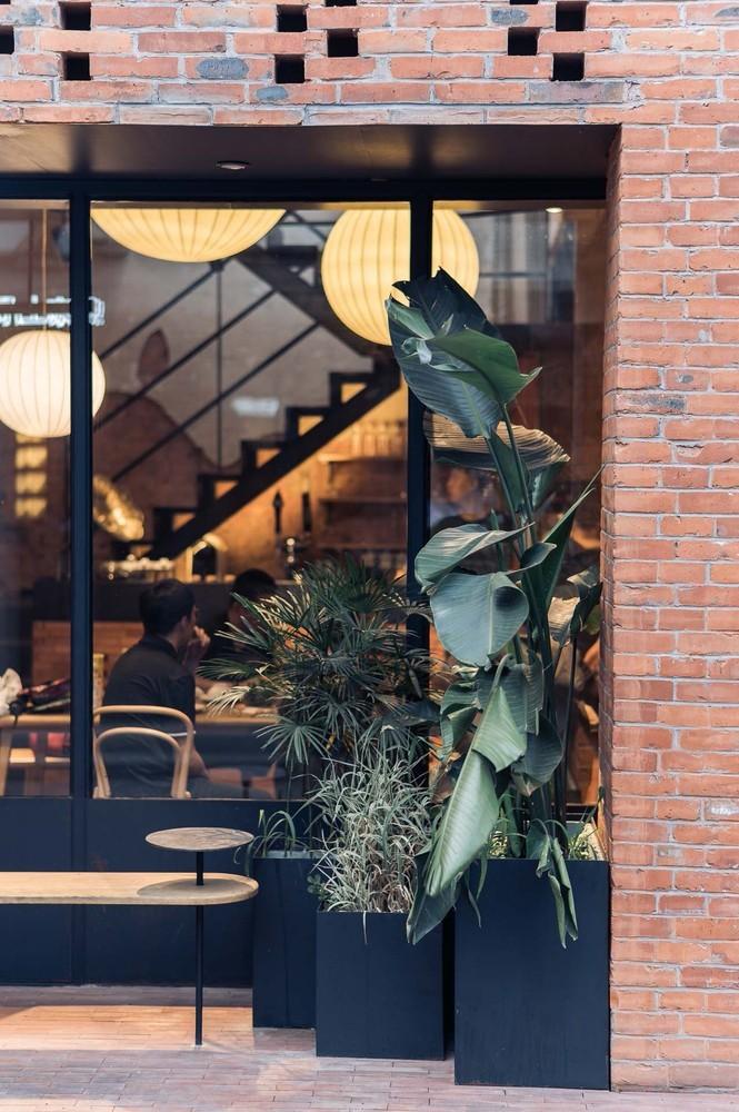 北京Nicha Tujia餐厅室内设计/Atelier A