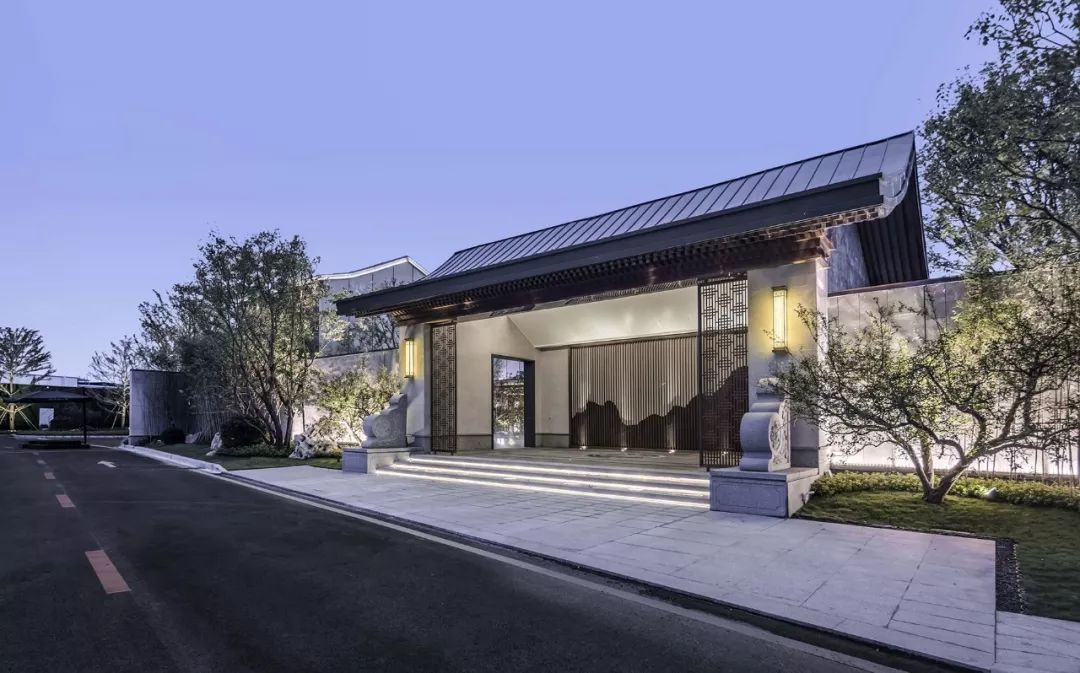 佛山弘阳博爱湖一号建筑设计/拓观设计