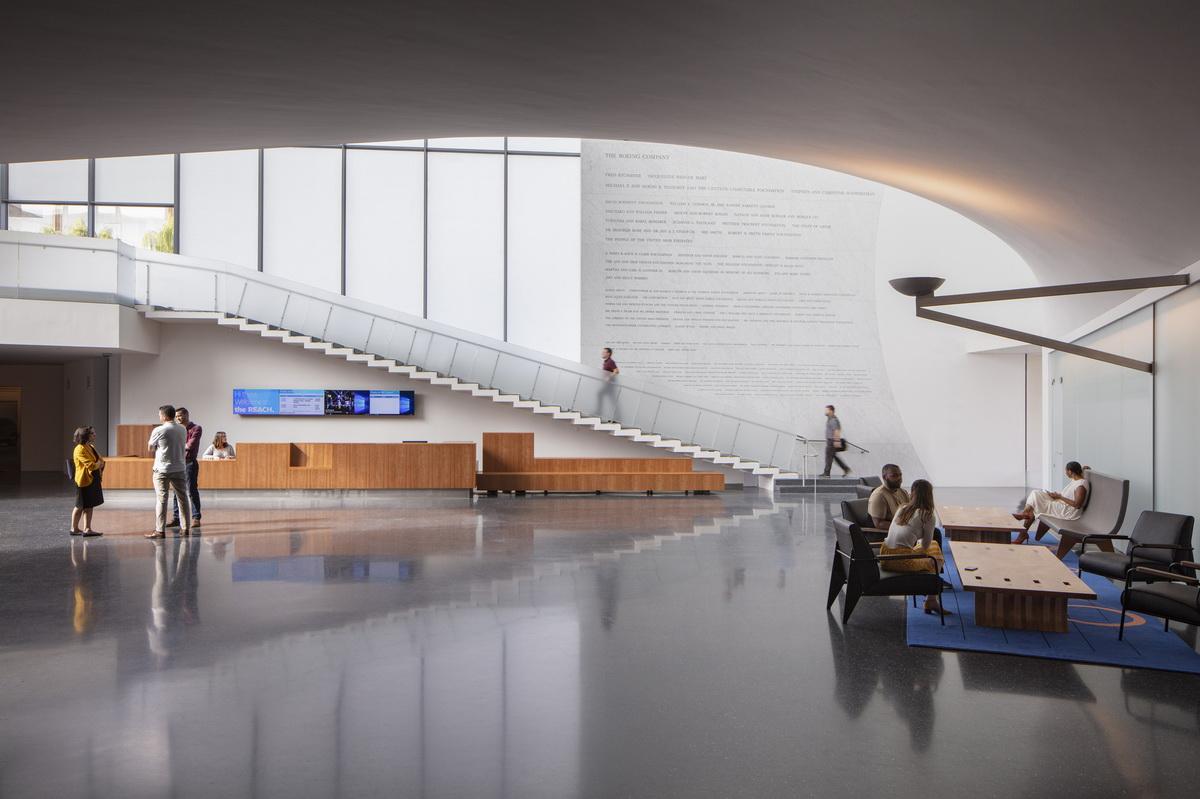 约翰•肯尼迪表演艺术中心扩建工程建筑设计/斯蒂文·霍尔建筑事务所