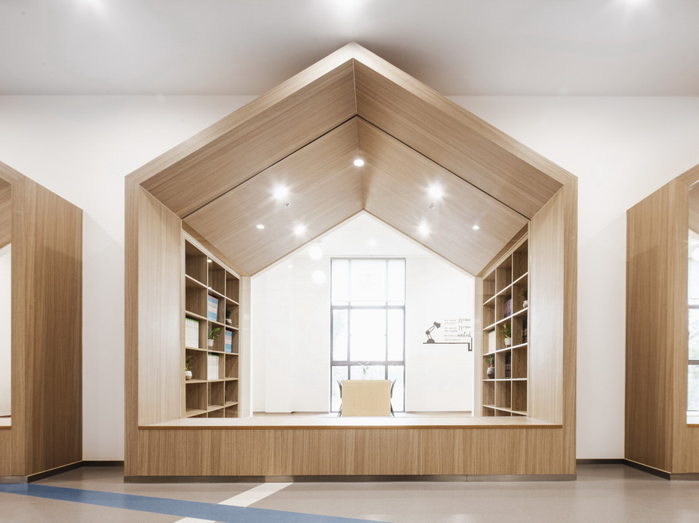 无锡 VIA 佛蒙特国际学校建筑设计/上海骏地建筑设计