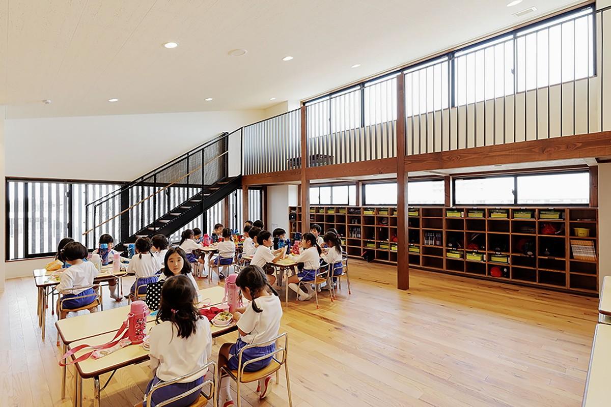 日本KO幼儿园建筑设计/ 日比野设计+Kids Design Labo