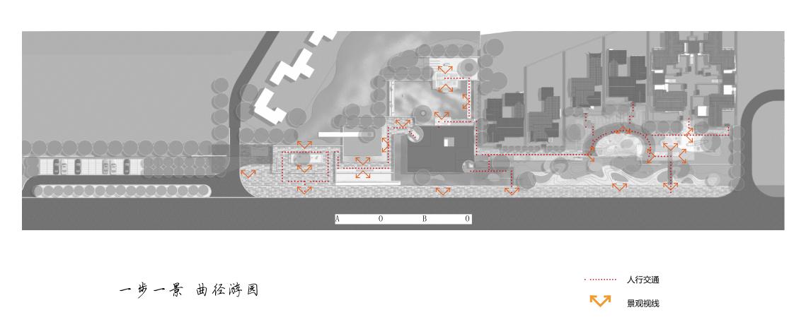 成都院坝景观设计/澳博景观