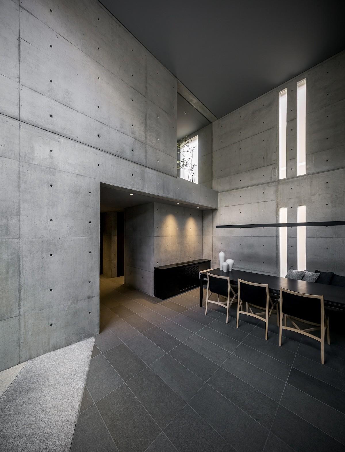 日本独立住宅F住宅建筑设计/GOSIZE