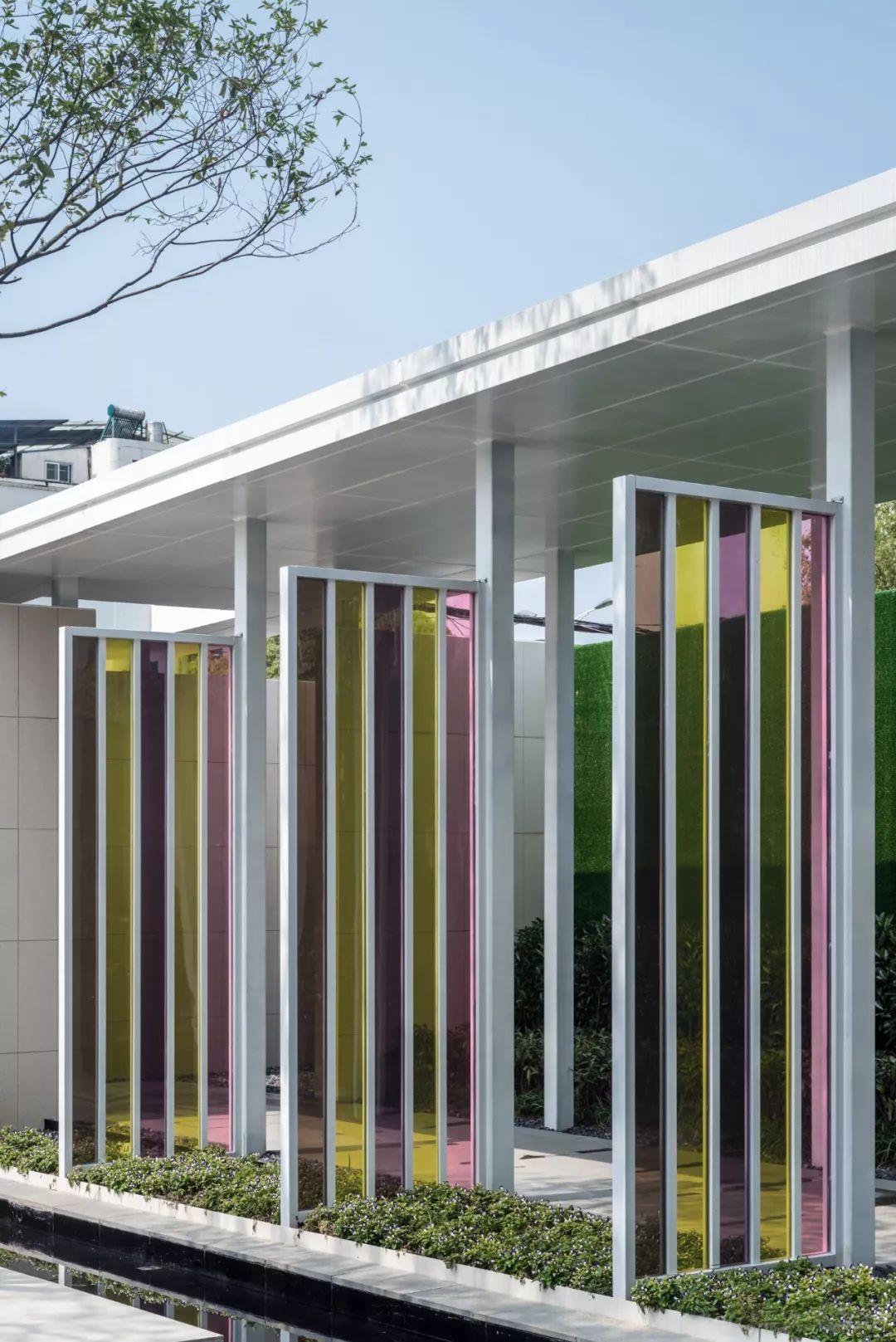 武汉花样年花郡展示区景观设计/派澜设计PDS