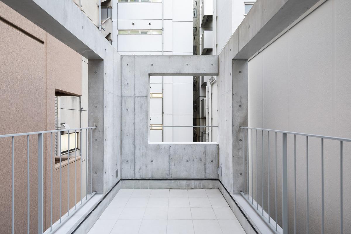 日本东京银座合租大楼建筑设计/SO&CO