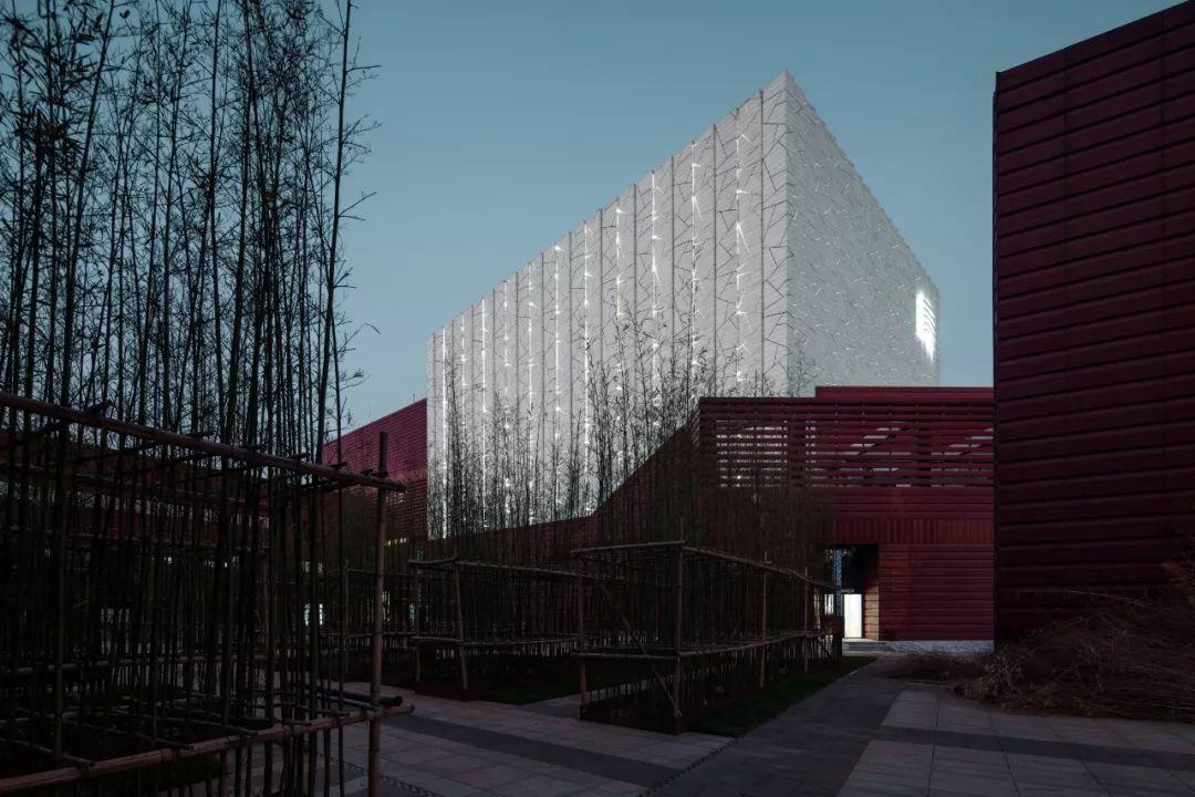湖南美术馆建筑设计/华建集团上海建筑设计研究院有限公司
