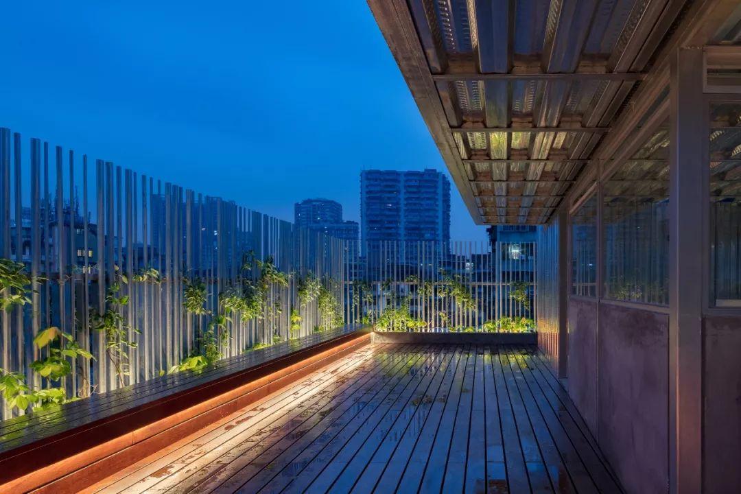 广州南濠街不远民宿建筑设计/小大建筑