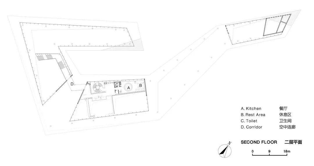 眉山东坡书院建筑设计/XAA詹涛工作室