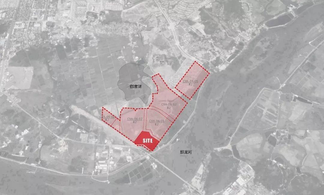 阳江美的未来中心建筑letou国际米兰下载/XAA建筑事务所