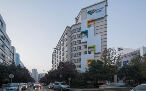 西安高新创业社区E客公寓改造letou国际米兰下载/土木石建筑letou国际米兰下载