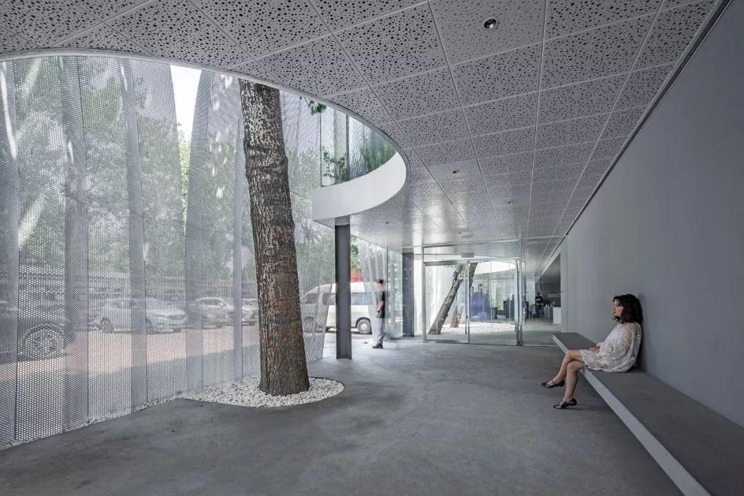北京爱马思艺术中心建筑设计/建筑营设计工作室
