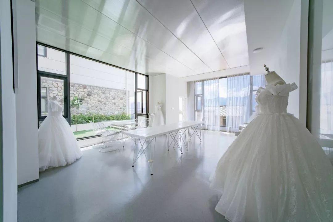 大理LEVITA飘.婚纱公馆改造室内设计/平介设计