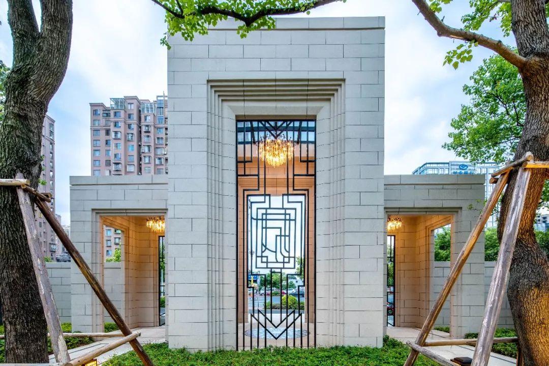 禹洲·漳州城上城景观设计/艾联景观