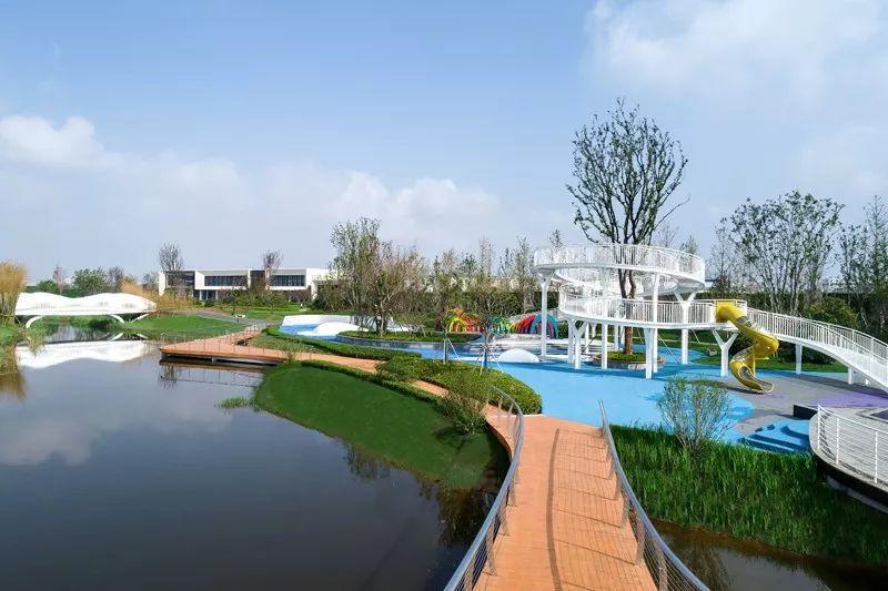 胶州中海 · 林溪世家景观设计/DDON笛东