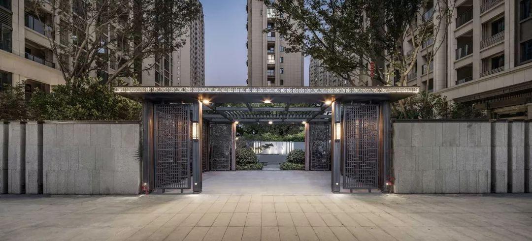 金华金地·风华东方景观设计/伍道国际