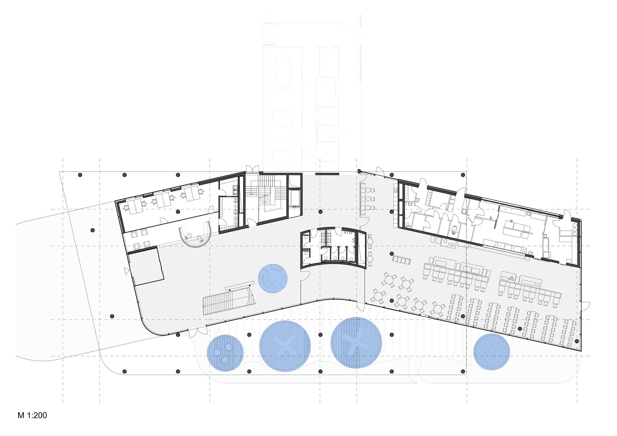 SML奥地利总部办公建筑设计 / Some Place Studio
