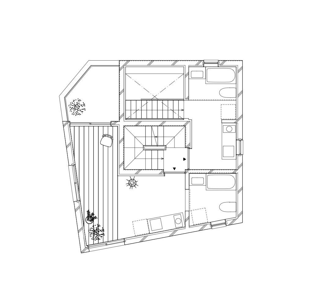 东京板桥公寓建筑设计 / MMAAA