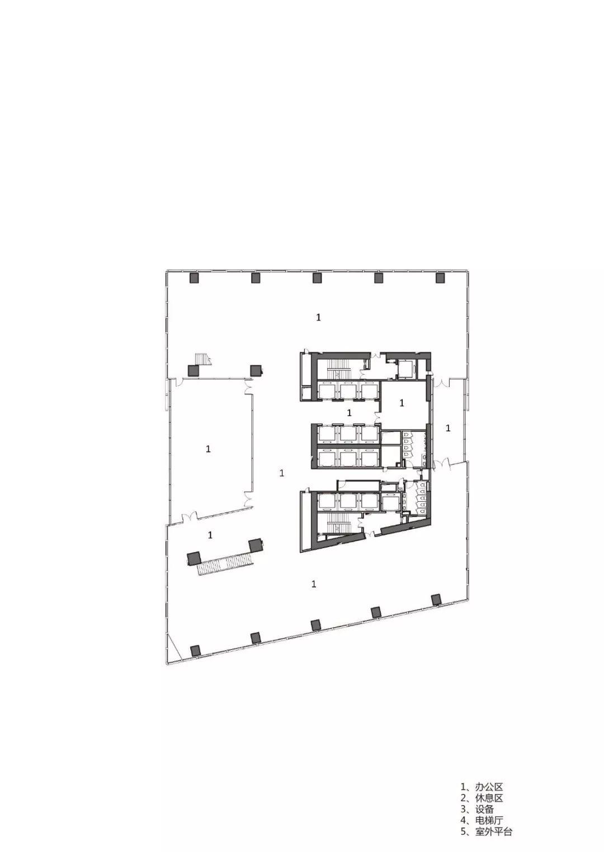 深圳百度国际大厦建筑设计/东西影工作室