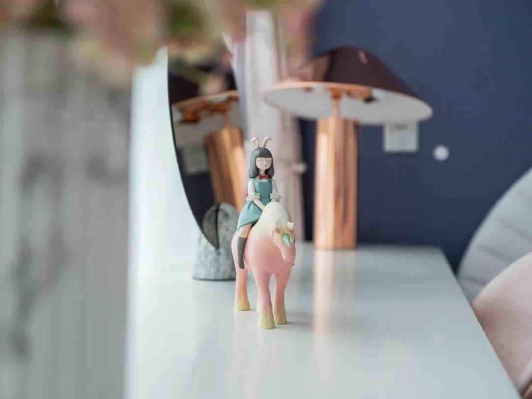 蓝光·惠州天誉样板间室内设计/GND设计