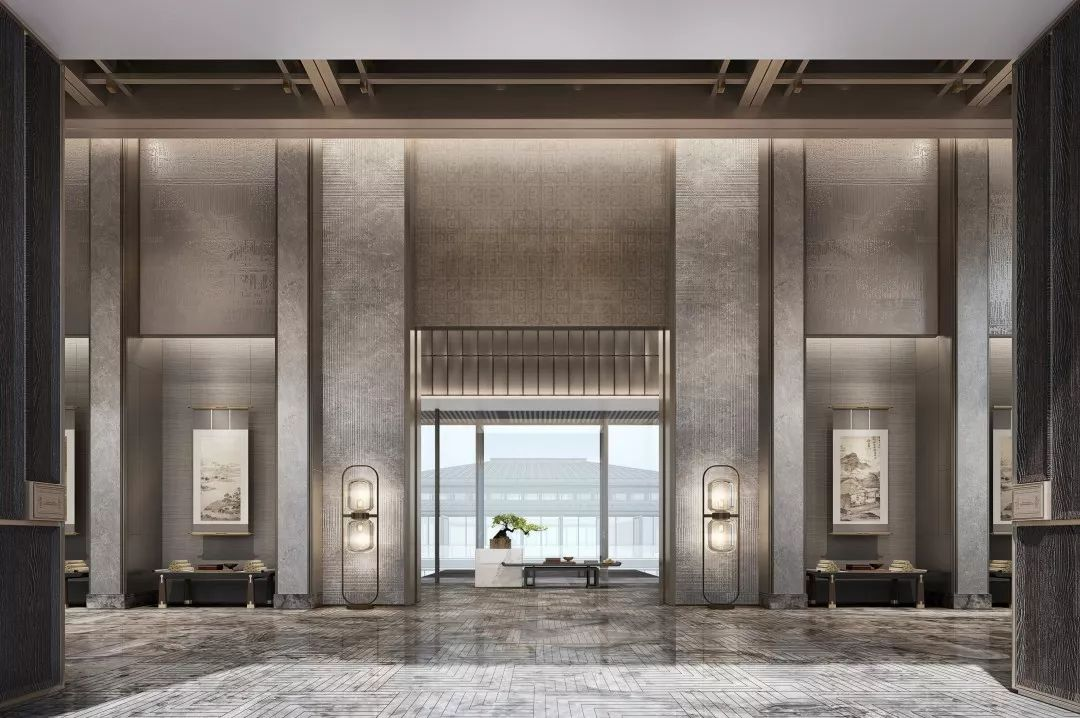 常州新城璞樾春秋销售中心室内设计/矩阵纵横