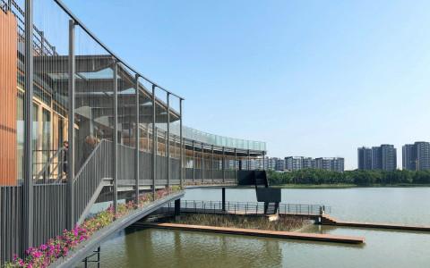 广州顺德龙舟博物馆建筑letou国际米兰下载 / 李晓东工作室
