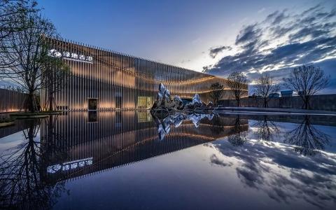 绿地滇池国际健康城·城市展厅室内letou国际米兰下载/则灵艺术