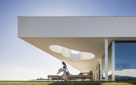 葡萄牙LuxMare独立住宅建筑letou国际米兰下载/Mário Martins Atelier
