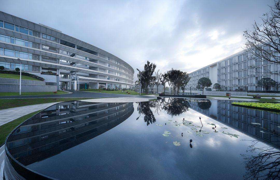 重庆南开两江中学建筑设计/gad建筑设计