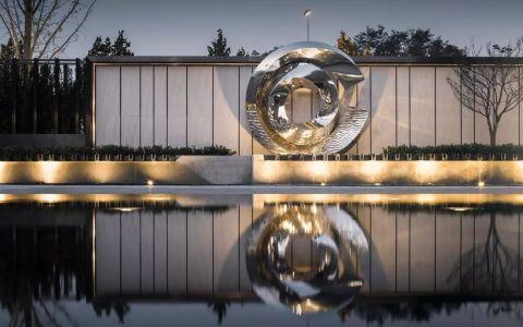 上海大华•公园城市展示区景观letou国际米兰下载 / EADG泛亚国际