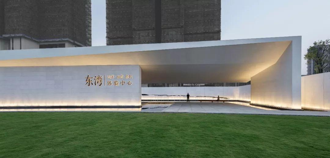 广州远洋·招商·保利 东湾体验中心景观设计/BOX盒子实践