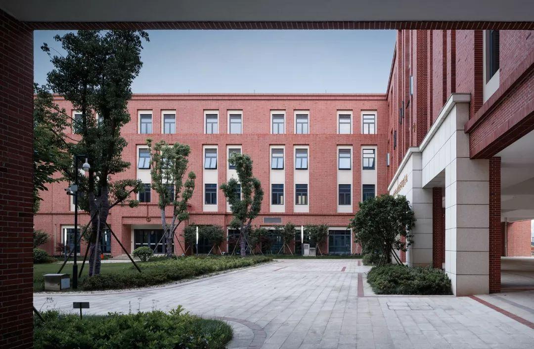 浙江大学青山湖能源研发基地建筑设计/UAD浙大设计