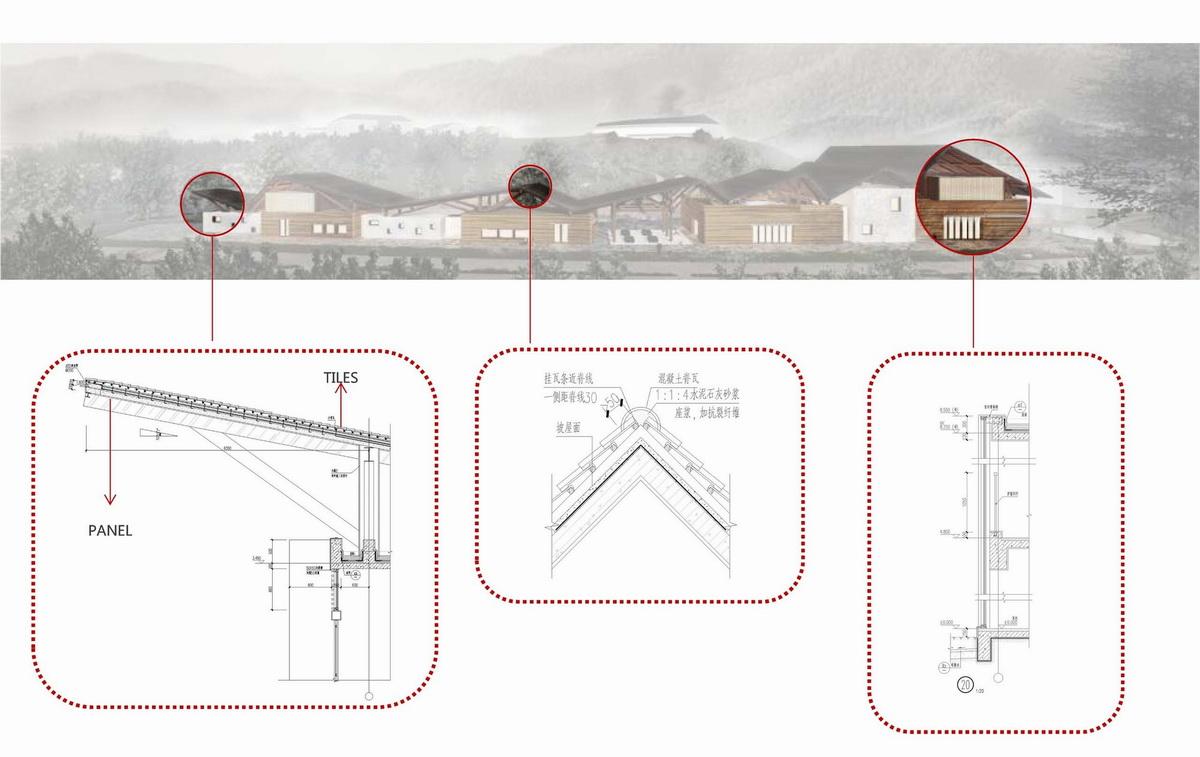 贵州桐梓官仓村民活动中心建筑设计 / 上海尤安建筑设计