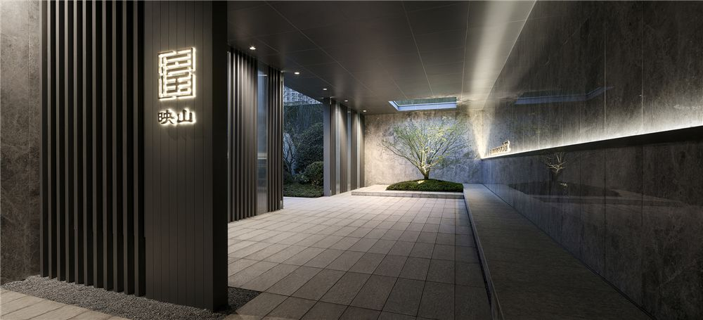 四川融创·璟凌溪示范区景观设计 / 重庆尚源建筑景观设计有限公司